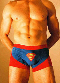 supermans undies